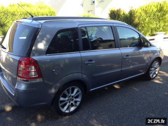 Opel Zafira Cosmo Pack 7 places Diesel - mai 2008