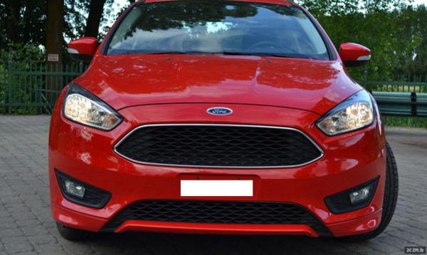 Ford Focus 1.0L Ecoboost 2015 occasion jamais accidenté