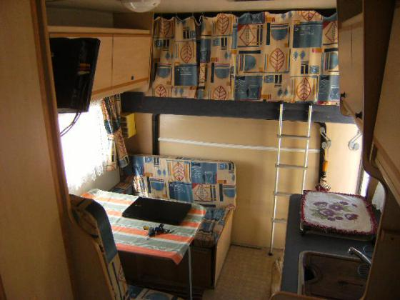 camping car chanllenger