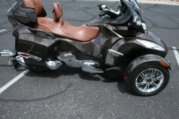 Can-Am Spyder RT Limited 2012